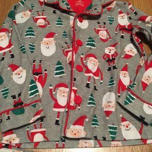 Carter's Pajamas - Santa Pajamas
